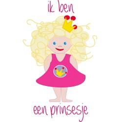 Lief klein prinsesje