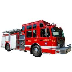 USA brandweerauto
