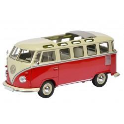 Rode VW transporter