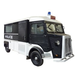 oude politie auto