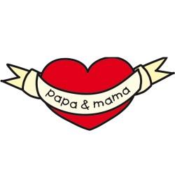 Papa en mama